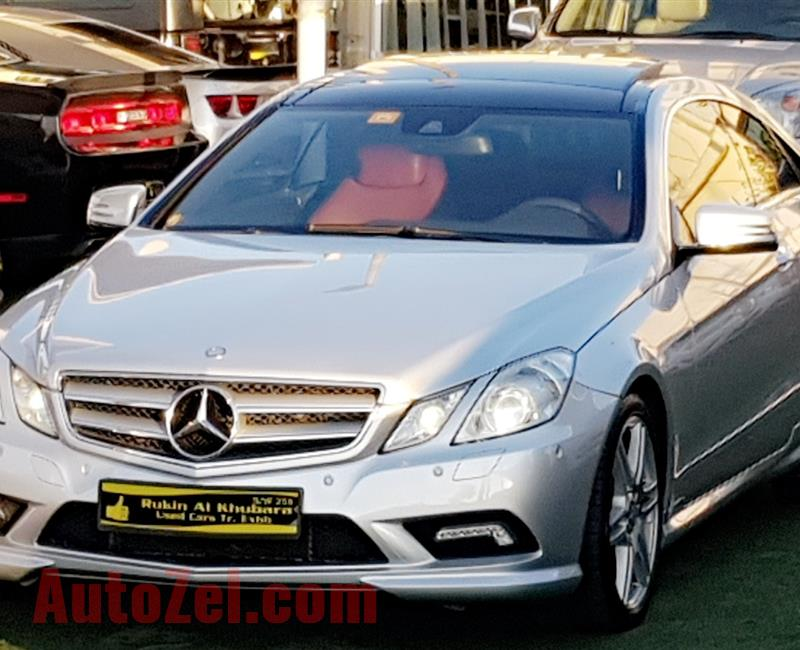 LOW MILEAGE 18000KM.MERCEDES E350 ///AMG.ALMOST BRAND NEW CAR.UNDER WARRANTY.