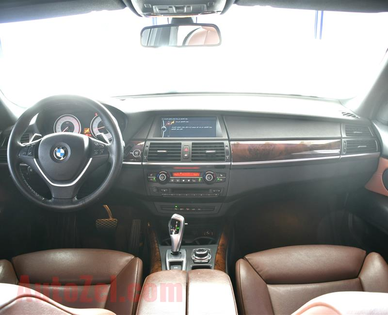 BMW X5, V8- 2013- BROWN- 150 000 KM- GCC