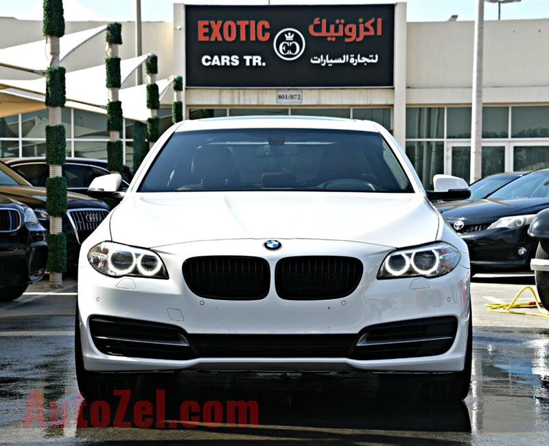 BMW 528 i AED 99,500