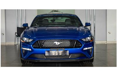 FORD MUSTANG GT PREMIUM 5.0- 2018- BLUE- 3 466 KM- IMPORT...