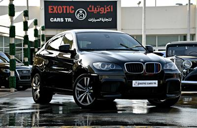 BMW X6 M - AED 69,000