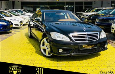MERCEDES BENZ / S65 ///AMG / V12 BITURBO / GCC / 2009 /...