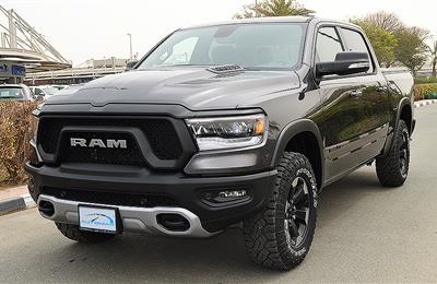 2019 Dodge RAM Rebel, Crew Cab 4X4, 5.7L V8 GCC, 0km with...