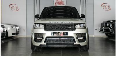RANGE ROVER SV AUTOBIOGRAPHY- 2014- GREY/SILVER- 99 500...
