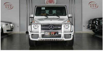 BRAND NEW MERCEDES-BENZ G63 AMG 463 EDITION- 2017- WHITE-...