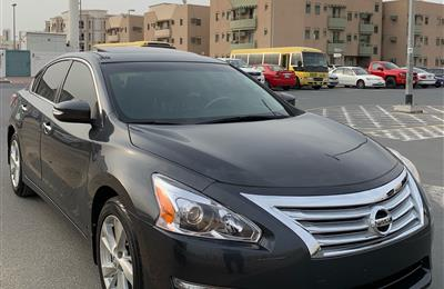 Nissan Altima 2013 2.5 SL full option no1