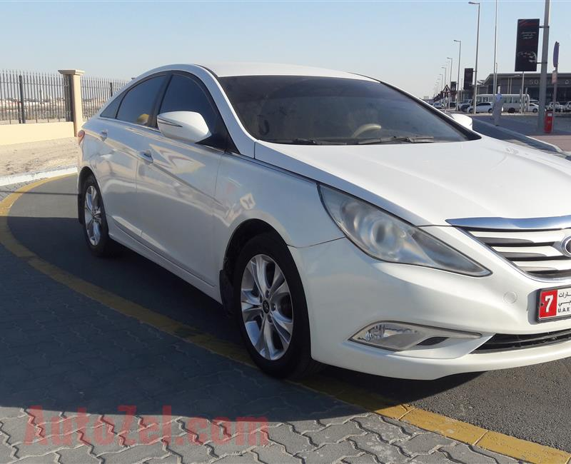 Hyundai Sunata model 2014 good condition