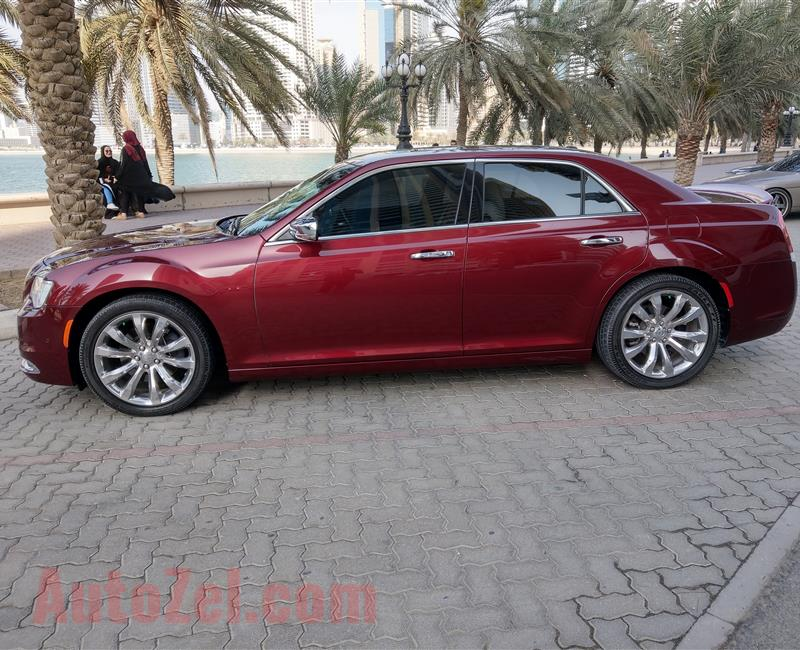 Chrysler 300C - Limited V8 - 2015