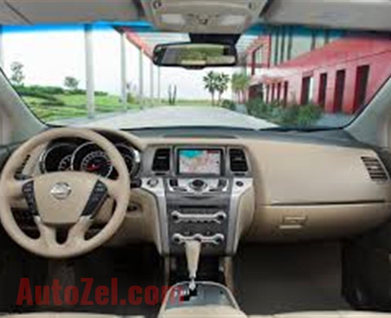 Senior executive lady driven SUV Cross over Nissan Murano in immaculate condition