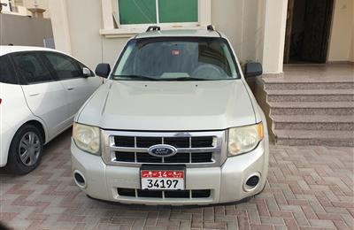 Ford Escape 2008 for ONLY AED 6750
