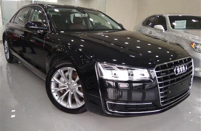 2016  AUDI A8L V6  DONE 35,000KM ( WARRNNTY TILL DECEMBER...