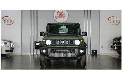 BRAND NEW SUZUKI JIMNY ALL GRIP 1.5L- 2019- GREEN- GCC...