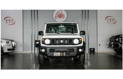 SUZUKI JIMNY ALL GRIP 1.5L- 2019- WHITE- GCC SPECS