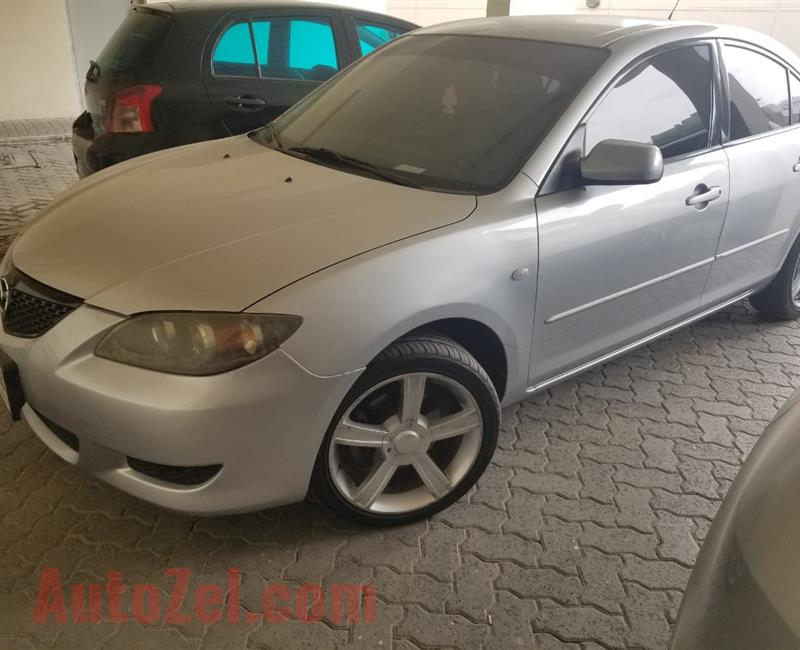 Mazda 3 in mint condition for urgent sale