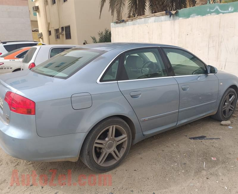 Audi a4 in good condition