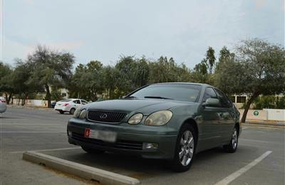 Lexus GS300 2004 Very Good Condition