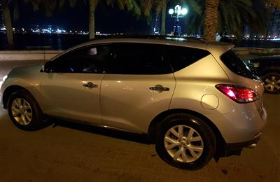Nissan Murano 2012 very clean