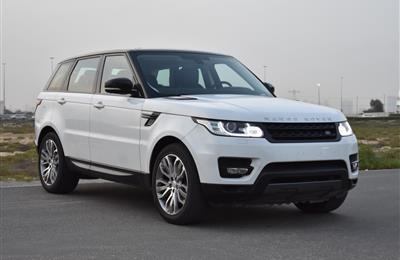 Rangrover Sport HSE-2016 Amazing Condition+Warranty