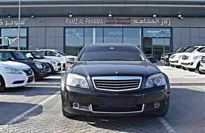 chevrolet caprice model 2009 - black - 260,000 km - v8 -...