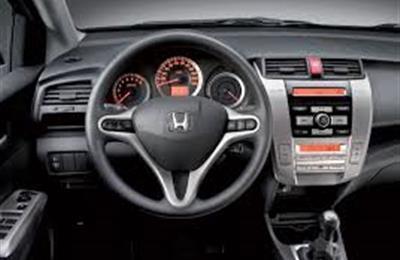 Honda city full option 2010