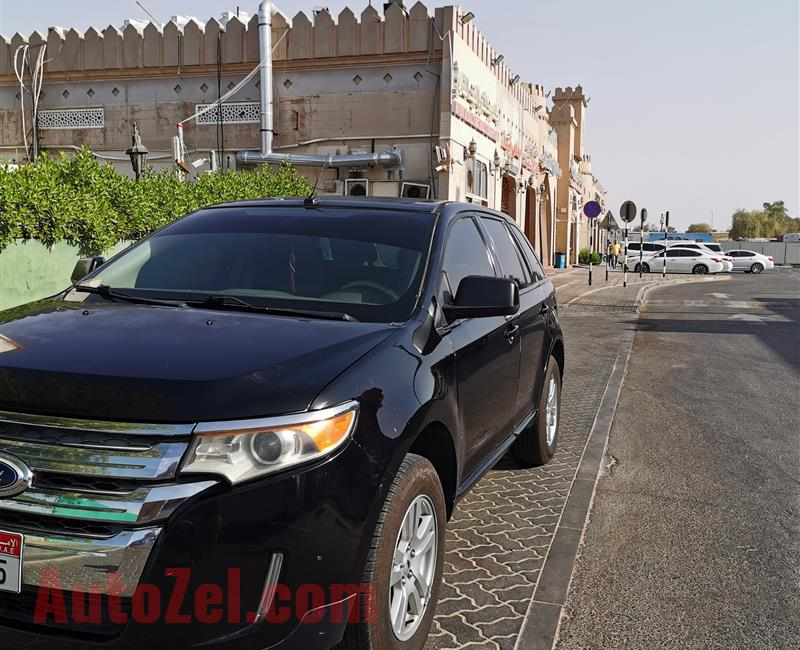 Ford Edge 2008 AED 11,000 -New Tires. -New Battery. -New Insurance. -New look front side. -Need to repair front Axel's only. -Engin & Gear OK. 0524240008