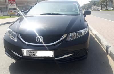 Honda Civic 2014 Amrcn. Spec For Urgent Sale