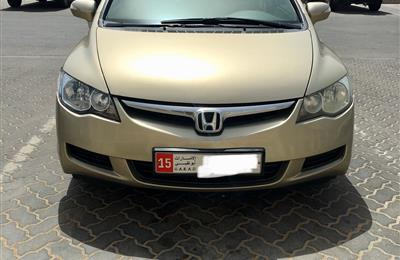 Honda Civic 2008 Full Option