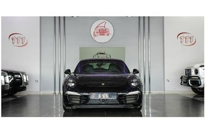 PORSCHE 911 4S CARRERA- 2015- BLACK- 53 900 KM- IMPORT...