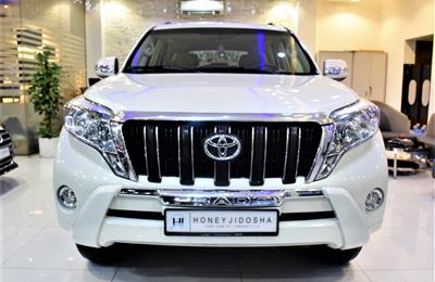 AMIZING !!! Toyota Land Cruiser Prado VX.R 2014 Model Gcc