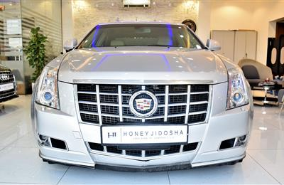 AMAZING !!!! Cadillac CTS V8 2013 Model GCC Specs