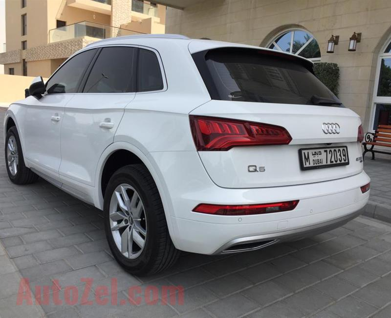 (ONLY 16600 KM) 2018 TOP AUDI Q5 - 5 YRS Warranty/Free Service