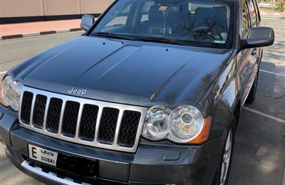 Jeep Grand Cherokee 2009 Model low mileage Neat And Clean...