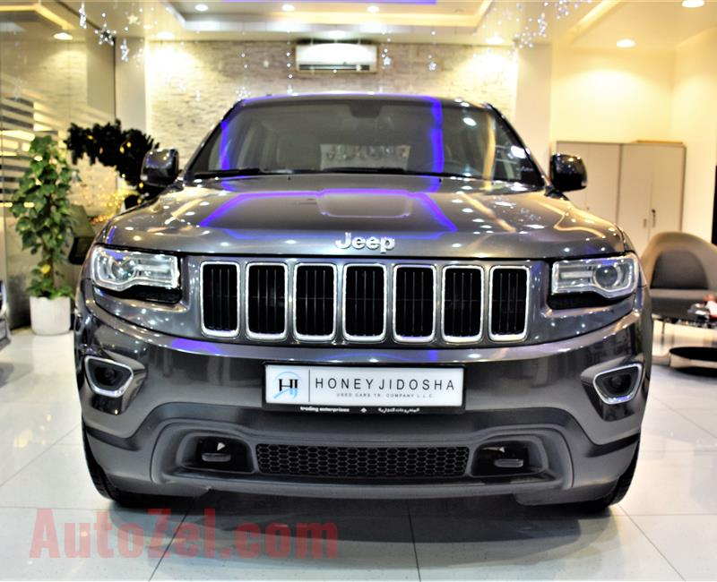 Jeep Grand Cherokee 4x4 Limited 2014 Model
