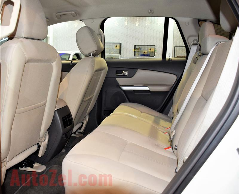 FORD EDGE 2013 GCC SPECS