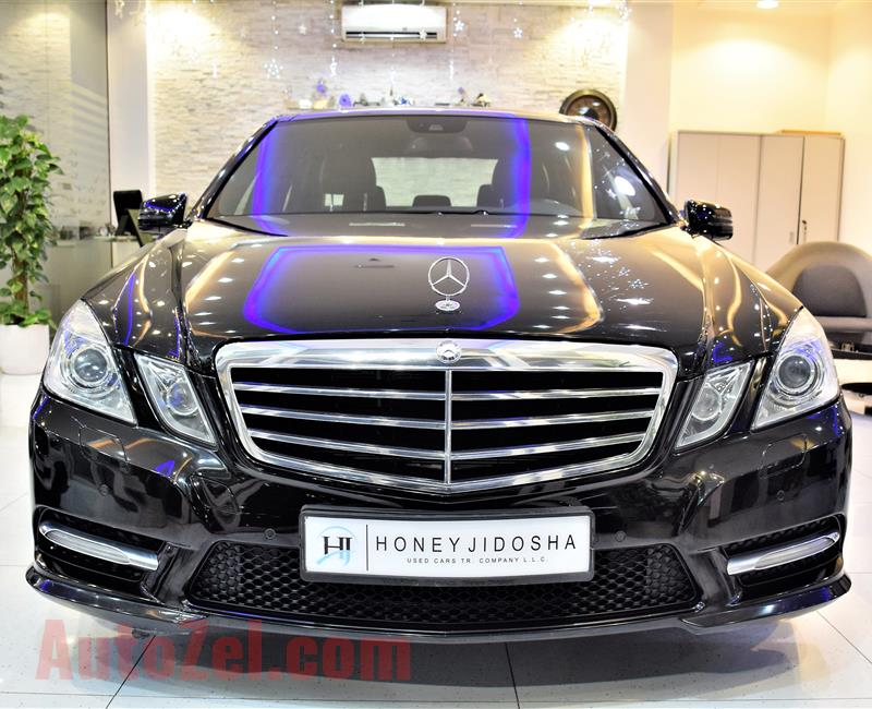Mercedes-Benz E350 2013 model Gcc specs