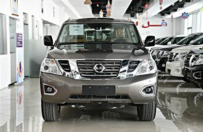 NISSAN PATROL XE MODEL 2019 - BROWN - ZERO KM - V6 - GCC