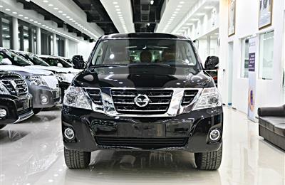 NISSAN PATROLTITANIUM MODEL 2019 - BLACK - ZERO KM - V8 -...
