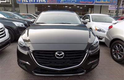 Mazda 3 1.6L 2018 Top of Range - Sunroof - 5 Years / 140K...