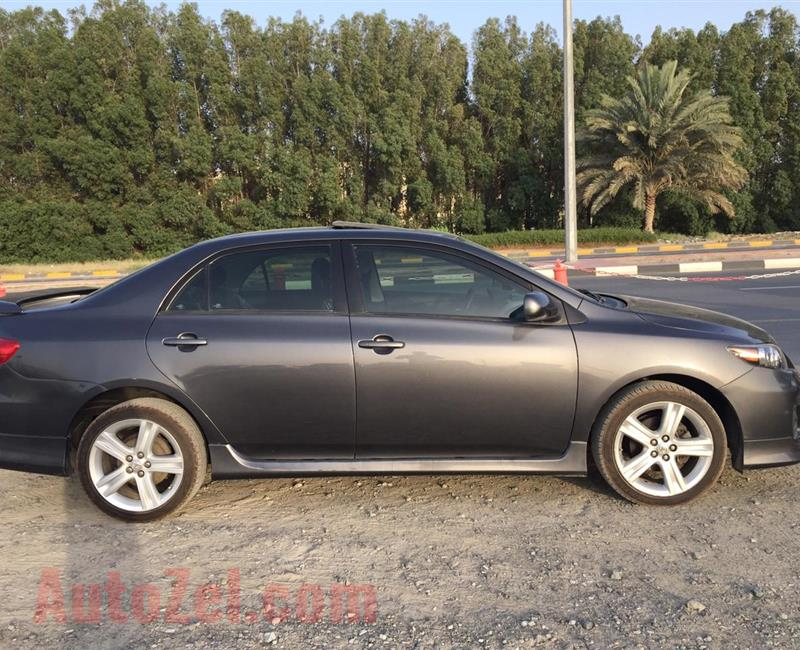 Toyota Corolla 2013 FULL OPTION for Urgent SALE