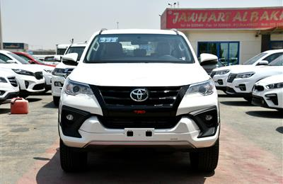 BRAND NEW TOYOTA FORTUNER 2.7, V4- 2019- WHITE-EXPORT-...