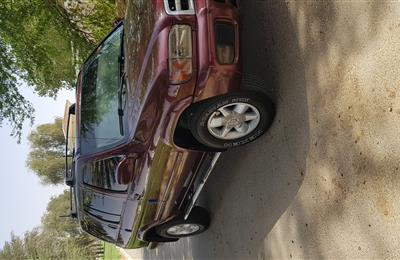 Nissan pathfinder 2001 in good condition
