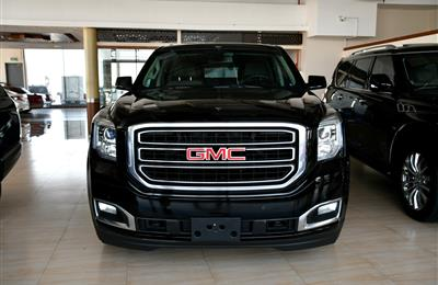 GMC YUKON XL, V8- 2016- BLACK- 51 000 KM- GCC