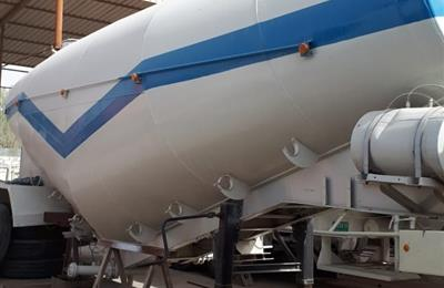 CEMENT TANKER FOR SALE