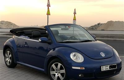 VW Beetle Convertible 2009 GCC Original Paint bumper to...
