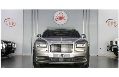 ROLLS ROYCE WRAITH- 2014- GRAY- 18 200 KM- WITH WARRANTY