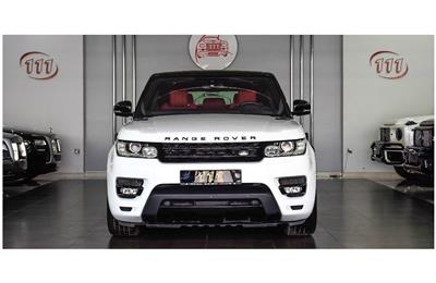 Range Rover Sport Supercharged With Sport Autobiography...