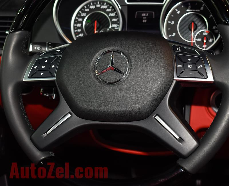 BRAND NEW MWRCEDES-BENZ G63 AMG V8 Biturbo / GCC Specifications / 5 Years Warranty