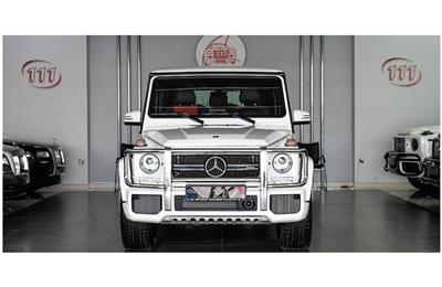 MERCEDES-BENZ G63 AMG V8 Biturbo / GCC Specifications / 5...