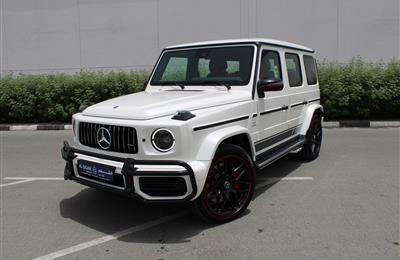 BRAND NEW MERCEDES-BENZ G63 AMG EDITION ONE, V8- 2019-...