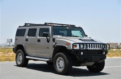 Hummer H2-2002 Amazing Condition